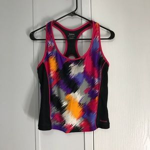 Reebok Tank top Muscle shirt (Large) athletic